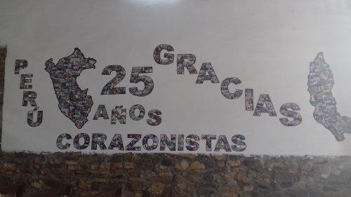 25 años Perú