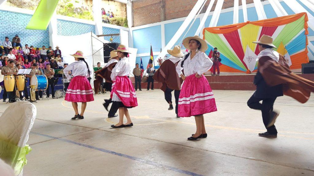 Danza típica