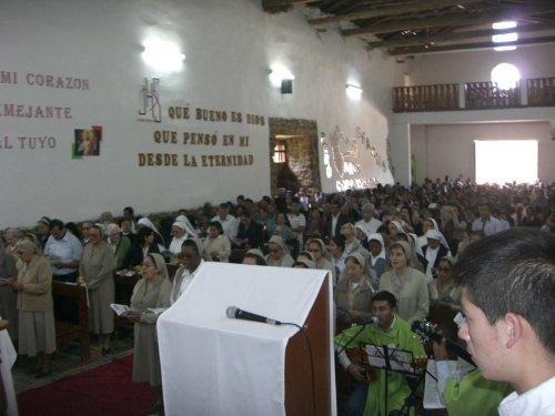 misa 25 años Perú